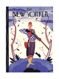 The New Yorker Cover - October 23, 1926 Giclee Print by Andre De Schaub