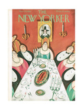 The New Yorker Cover - November 24, 1928 Regular Giclee Print by Julian de Miskey