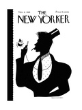 The New Yorker Cover - November 6, 1926 Giclee Print by William Troy