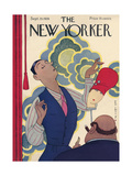 The New Yorker Cover - September 29, 1928 Regular Giclee Print by Rea Irvin