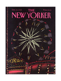 The New Yorker Cover - October 21, 1985 Regular Giclee Print by Merle Nacht