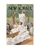 The New Yorker Cover - July 1, 1933 Regular Giclee Print by Helen E. Hokinson