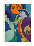 The New Yorker Cover - January 23, 1932 Regular Giclee Print by Rea Irvin