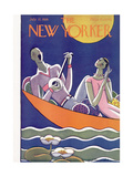 The New Yorker Cover - July 17, 1926 Regular Giclee Print by Stanley W. Reynolds