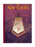 The New Yorker Cover - March 8, 1930 Regular Giclee Print by Ilonka Karasz
