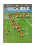 The New Yorker Cover - November 6, 1989 Regular Giclee Print by John O'brien