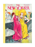 The New Yorker Cover - August 26, 1933 Giclee Print by Perry Barlow
