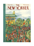 The New Yorker Cover - September 8, 1934 Regular Giclee Print by Ilonka Karasz