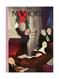 The New Yorker Cover - December 15, 1934 Regular Giclee Print by William Cotton