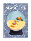 The New Yorker Cover - March 12, 1990 Regular Giclee Print by Kathy Osborn