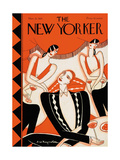 The New Yorker Cover - November 21, 1925 Regular Giclee Print by Stanley W. Reynolds