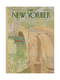 The New Yorker Cover - June 11, 1979 Regular Giclee Print by Charles E. Martin