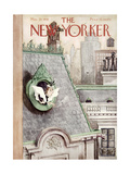 The New Yorker Cover - May 24, 1941 Giclee Print by Mary Petty