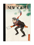 The New Yorker Cover - February 25, 1933 Regular Giclee Print by Rea Irvin