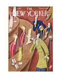 The New Yorker Cover - December 7, 1929 Regular Giclee Print by Julian de Miskey