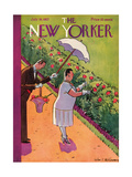The New Yorker Cover - July 16, 1927 Regular Giclee Print by Helen E. Hokinson