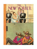 The New Yorker Cover - October 20, 1934 Regular Giclee Print by Helen E. Hokinson