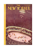 The New Yorker Cover - February 2, 1929 Regular Giclee Print by Sue Williams