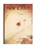 The New Yorker Cover - April 13, 1929 Regular Giclee Print by Rose Silver