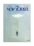 The New Yorker Cover - June 30, 1980 Giclee Print by Robert Tallon