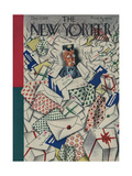 The New Yorker Cover - December 17, 1932 Giclee Print by Harry Brown