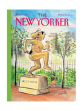 The New Yorker Cover - May 13, 1991 Regular Giclee Print by Donald Reilly