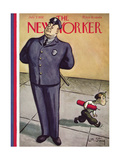 The New Yorker Cover - July 2, 1932 Regular Giclee Print by William Steig