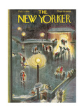 The New Yorker Cover - February 3, 1934 Regular Giclee Print by E. Simms Campbell