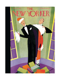 The New Yorker Cover - December 24, 1927 Giclee Print by Andre De Schaub