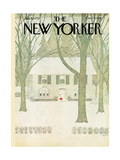 The New Yorker Cover - January 8, 1979 Regular Giclee Print by Charles E. Martin