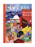 The New Yorker Cover - September 16, 1933 Giclee Print by Harry Brown