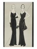 Vogue - October 1931 Giclee Print by Douglas Pollard