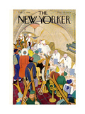 The New Yorker Cover - February 22, 1941 Giclee Print by  Alain