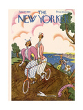 The New Yorker Cover - June 16, 1928 Giclee Print by Julian de Miskey