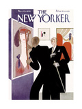 The New Yorker Cover - November 29, 1930 Regular Giclee Print by Victor Bobritsky