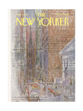 The New Yorker Cover - September 11, 1965 Giclee Print by Charles E. Martin