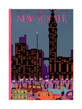 The New Yorker Cover - March 2, 1929 Giclee Print by Adolph K. Kronengold