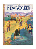 The New Yorker Cover - April 18, 1953 Giclee Print by Garrett Price