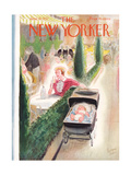 The New Yorker Cover - June 26, 1937 Regular Giclee Print by Richard Decker