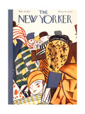 The New Yorker Cover - March 19, 1927 Regular Giclee Print by W. Boethling