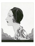Vogue - March 1931 Regular Giclee Print by Douglas Pollard