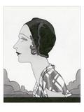 Vogue - March 1931 Giclee Print by Douglas Pollard