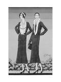 Vogue - April 1931 Giclee Print by Douglas Pollard