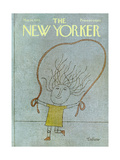 The New Yorker Cover - May 26, 1975 Giclee Print by Robert Tallon