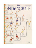 The New Yorker Cover - September 11, 1937 Regular Giclee Print by Constantin Alajalov