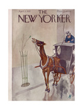 The New Yorker Cover - April 2, 1932 Giclee Print by Julian de Miskey