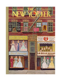 The New Yorker Cover - April 27, 1946 Giclee Print by Witold Gordon