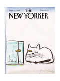 The New Yorker Cover - September 11, 1989 Regular Giclee Print by Eugène Mihaesco