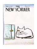 The New Yorker Cover - September 11, 1989 Regular Giclee Print by Eugène Mihaesco