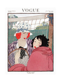 Vogue - June 1920 Regular Giclee Print by Helen Dryden